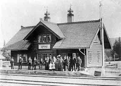 Gopshus station