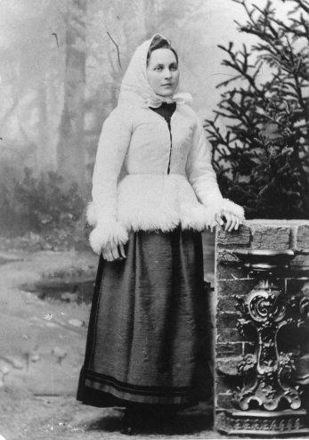 Elsa Eriksson Östnor Anna Ek, född spansk,109