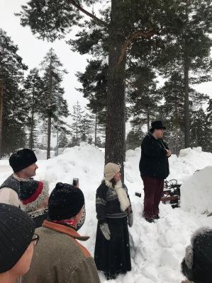 Hans-Ove, Marit och Torbjörn