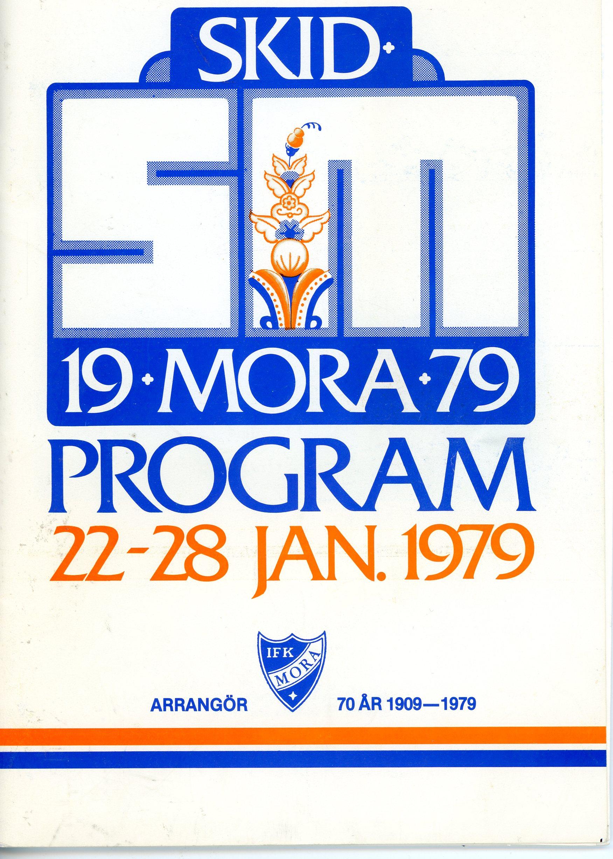1979 Program Skid SM