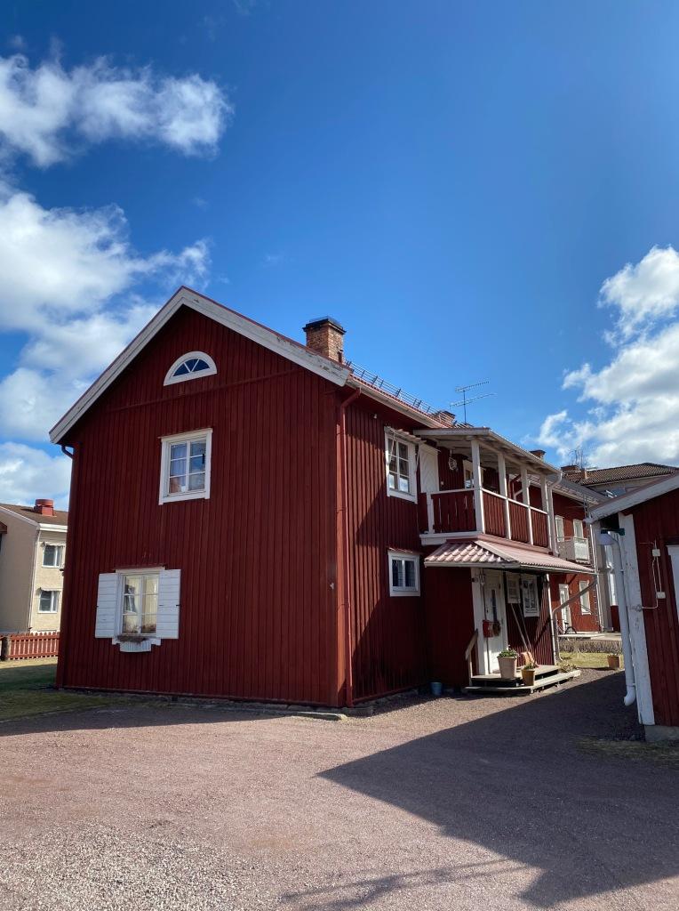 F.d. Brogårds café idag.