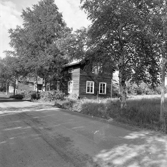 Tätt Mors Café i Noret
