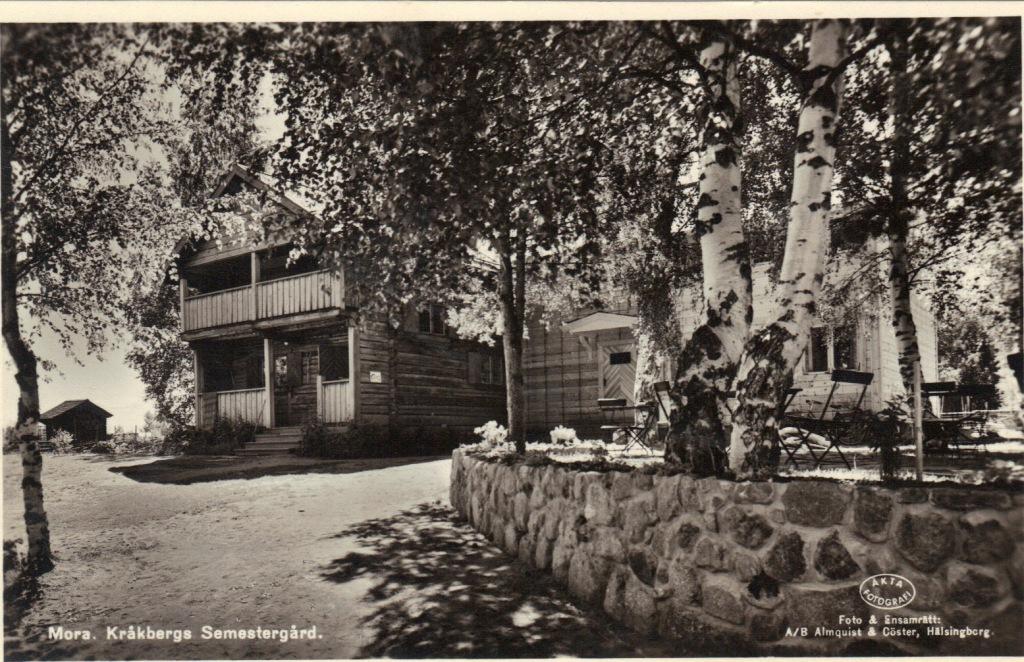 Kråkbergs semestergård.